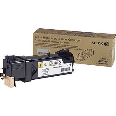 Xerox Phaser 6128MFP Yellow Toner Cartridge (106R01454)