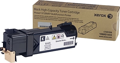 Xerox Phaser 6128MFP Black Toner Cartridge (106R01455)