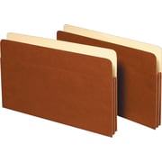"""Staples Expanding File Pockets, 1 3/4"""" Expansion, Legal, 25/Pack"""