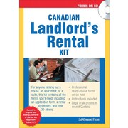 Self-Counsel Press Canadian Landlord's Rental Kit