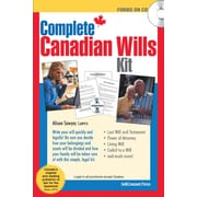 Self-Counsel Press Complete Canadian Wills Kit