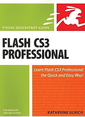 Flash CS3 Professional for Windows and Macintosh