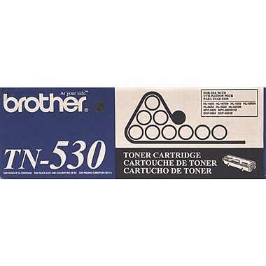 Brother TN-530 Black Toner Cartridge