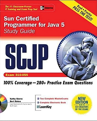 SCJP Sun Certified Programmer for Java 5