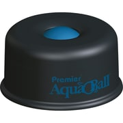 "Premier Aquaball All-Purpose Moistener, 2-1/4""H x 2 3/4""W x 3 3/4""D, Black"