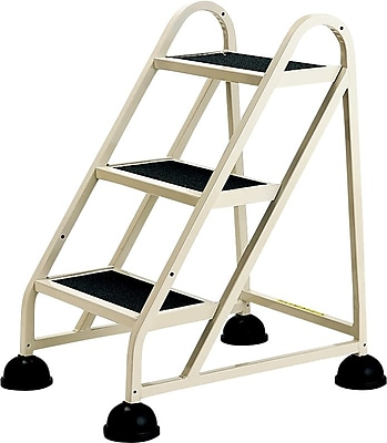 Cramer Stop-Step™ 3-Step Ladder, Top Step 27