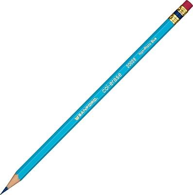 Prismacolor Col-Erase Erasable Colored Pencils, Non-Photo Blue, Box of 12