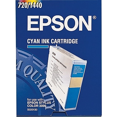 Epson® S020130 Cyan Ink Cartridge