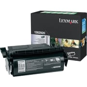 Lexmark 1382920 Black Toner Cartridge (1382920)