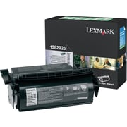 Lexmark 1382925 Black Return Program Toner Cartridge, High-Yield (1382925)