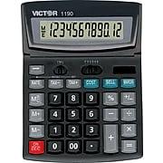 Victor Technology 1190 12 Digit Desktop Calculator (VCT1190)
