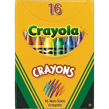 crayola tuck box crayons 16box - Crayola Pictures