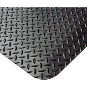 "Crown Anti-Fatigue Floor Mat, Black, 36"" x 60"""