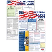 "Advantus State and Federal Labor Law Posters, 36""H x 24""W"