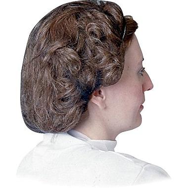 Disposable Nylon Hair Net, Black, 100/Pack