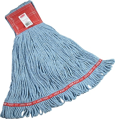 Rubbermaid® FGA15306 Web Foot Wet Mop, Large, 5