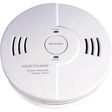 kidde night hawk combination smoke and carbon monoxide alarm