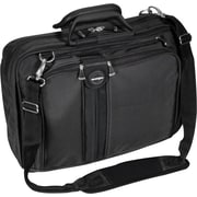 Kensington® Contour™ Laptop Case, Black, 15""
