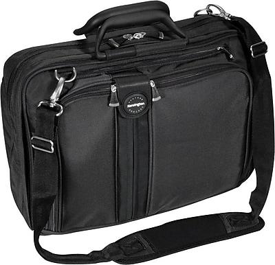 Kensington® Contour™ Laptop Case, Black, 15