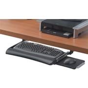 Fellowes Office Suites Under-Desk Keyboard Manager, Black (9140303)