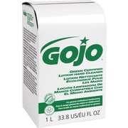 Gojo NXT® Green Seal™ Certified Soap, Unscented, 1,000 ml, 8/Ct