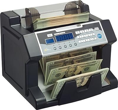 Royal Sovereign Digital Bill Counter, 1,200 Bills per Minute