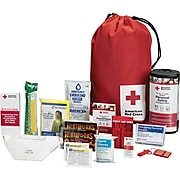 First Aid Only™ American Red Cross Deluxe Personal Safety Emergency Pack (RC-622)