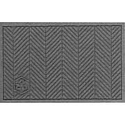 M + A Matting Waterhog™ Eco Elite Fashion Mat, 4' x 6', Grey Ash (2241730046070)