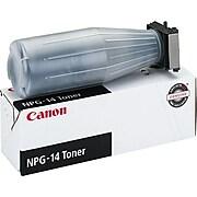 Canon NPG-14 Black Standard Yield Toner Cartridge (1385A002BA)