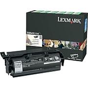 Lexmark X654X11A Black Extra High Yield Toner Cartridge