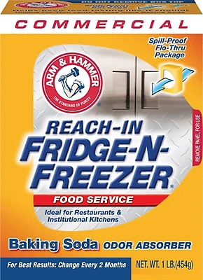Arm & Hammer® Fridge N' Freezer Odor Absorber, 1 lb.