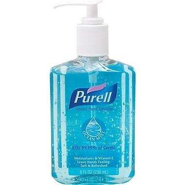 Purell® Instant Hand Sanitizers, Ocean Mist, 8 oz.