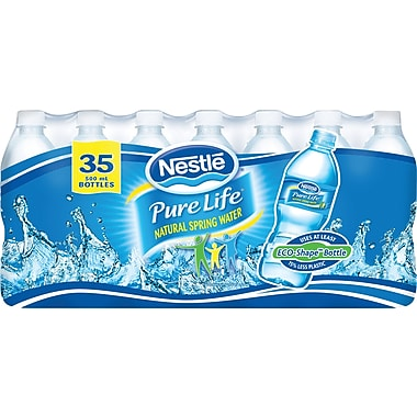 Nestlé® Pure Life Water, 500ml Bottles, 35-Pack