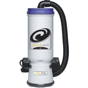ProTeam Super CoachVac HEPA 107109 Backpack Vacuum Cleaner, 10 qt.