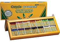 Crayola® Oil Pastels, Assorted Colors, 336/Set