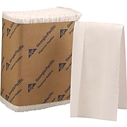 Dixie® Tall-Fold 1-Ply Napkin Dispenser Refill by GP PRO, White, 250 Napkins/Pack, 40 Packs/Case (33201)