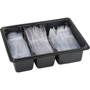 Staples® Heavy-Duty Cutlery Assortment with Cutlery Keeper
