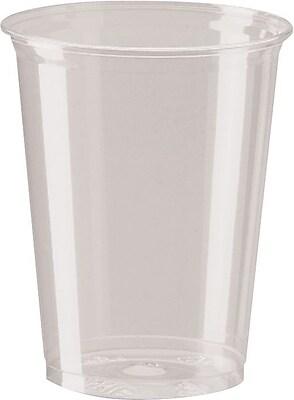 GP PRO Dixie® 10 oz. PETE Plastic Cups, Clear, 500/CT