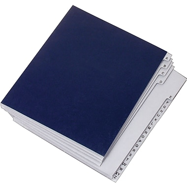 Staples® EveryDay® File Fast Sorter, 24 Compartments (A-Z), Blue (3EDFS)