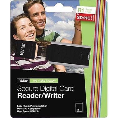 Vivitar RW-SD Secure Digital Card Reader/Writer
