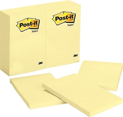 Post-it® Notes, 4