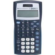 Texas Instruments® TI-30X IIS Scientific Calculator, Black
