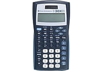 Texas Instruments® TI-30XIIS Scientific Calculator, Blue