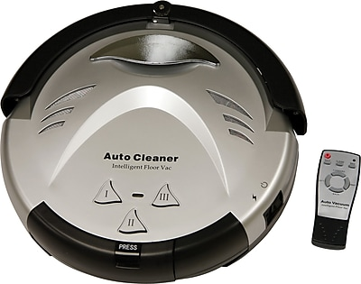 iTouchless® Intelligent Robotic Automatic Vacuum Cleaner
