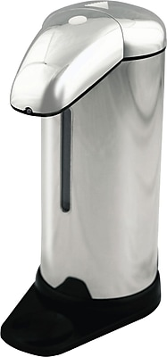 iTouchless Stainless Steel Automatic Sensor Hand Soap Dispenser