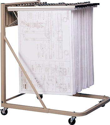 Mayline Steel Mobile Rolling Stand