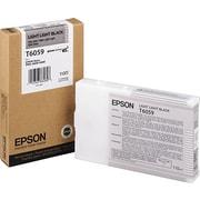 Epson T605 Light Light Black Ink Cartridge (T605900)