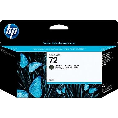 HP 72 130ml Matte Black Ink Cartridge (C9403A), High Yield