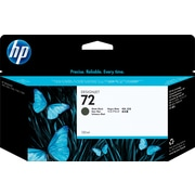 HP 72 130ml Matte Black Ink Cartridge (C9403A), High Yield