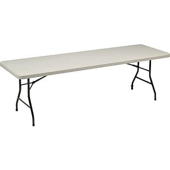 Staples 8' Folding Table